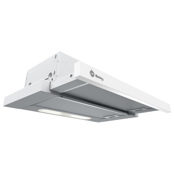 Conventional Hood Balay 3BT262MB 60 Cm 300 M³/h 115 W D White