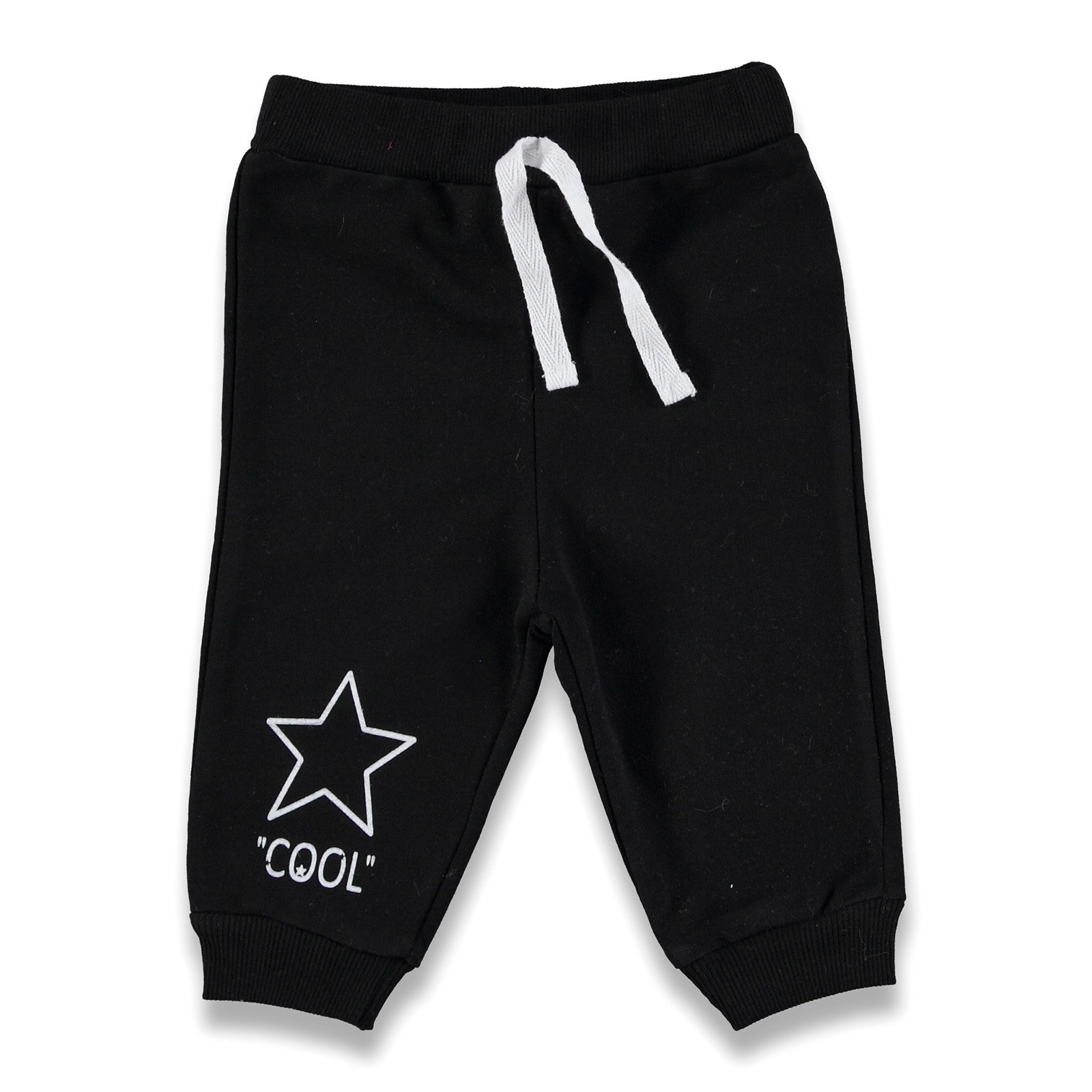 Ebebek Tuffy Baby Cool Star Tracksuit Trousers