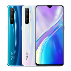 Image 4 - OPPO Realme X2 X2 6.4 Water Drop Screen Snapdragon730G NFC Celular 4000mAh Big Battery 64MP Quad Cameras Super VOOC Smartphone