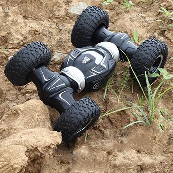 JJRC Q70 RC voiture radiocommande 2.4GHz 4WD torsion-désert voitures hors route Buggy jouet haute vitesse escalade RC voiture enfants enfants jouets