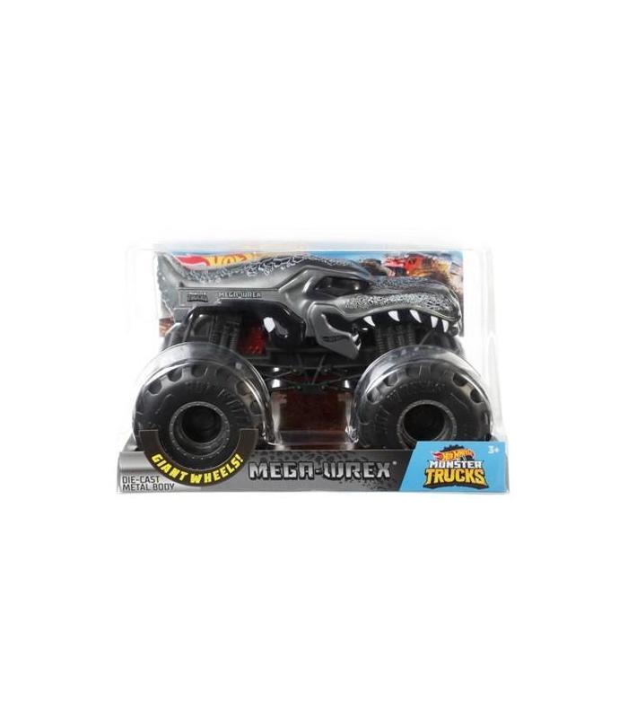 Monster Truck Veh. Big 1:24 MEGA WREX Toy Store Articles Created Handbook