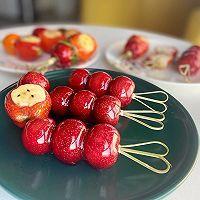 草莓糖葫芦的做法图解6
