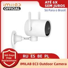 Смарт-Камера IP глобальная версия Imilab EC3 открытый Mijia Youpin IP Камера обновление 2K HD CCTV Wi-Fi роутер с возможностью поворота