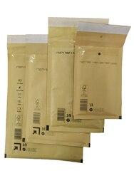 Мягкие конверты из пузырьков и пластифицированных коричневых мешков GPACK для отправки выберите модель и количество для получения