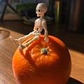 Mr. Bone инновационная игрушка для взрослых детей Подарки На Хэллоуин новинка игрушка Скелет семья