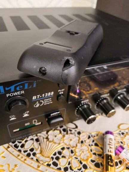 -- Estéreo Karaoke Receptor