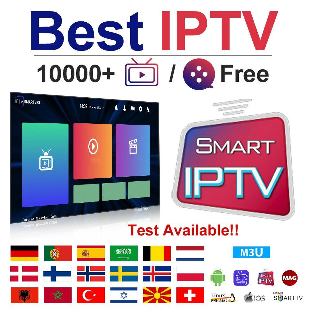 IPTV M3u Spain Germany Portugal Subscription IPTV Sweden Denmark Norway Poland Albania Turkey IPTV Belgium Arabic Dutch IP TV