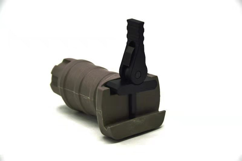 Image 2 - XPOWER TANGODOWN Handle Grip Short For CS Sports AEG Airsoft Air Guns Pistol Paintball Accessories Gen9 Jinming9-in Paintball Accessories from Sports & Entertainment