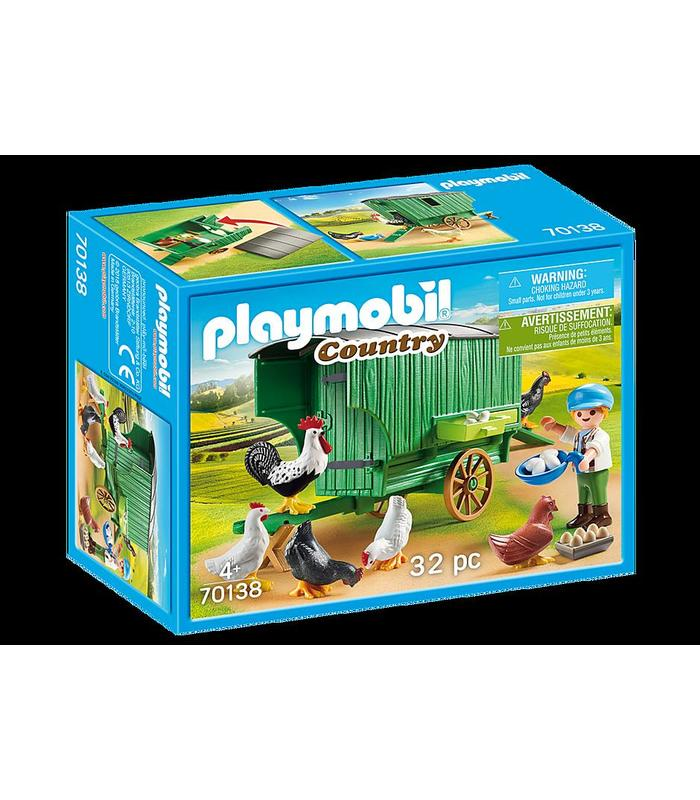 Playmobil 70138 Henhouse Toy Store