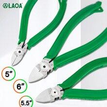 LAOA Cr-V Kunststoff Zangen Zangen Schmuck Elektrische Draht Kabel Schneider Schneiden Side Snips Electrictrician Werkzeug