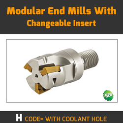 MT90 APMT11 D20 M10 L30 Z03 H-WITH chłodziwa otwór modułowe frezy z wymienną wkładką