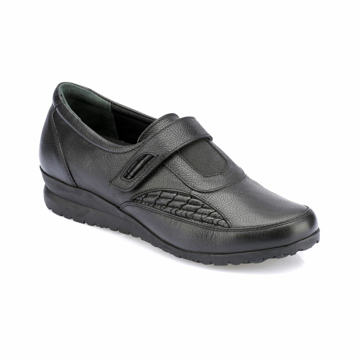FLO 82.100124.Z Black Women Shoes Polaris 5 Point