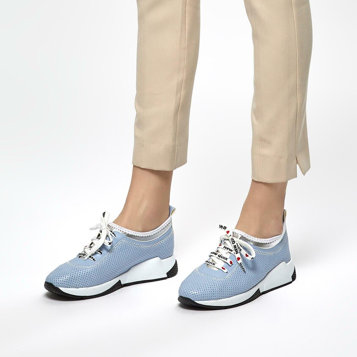FLO QUIX67Z Blue Women 'S Sneaker Shoes BUTIGO
