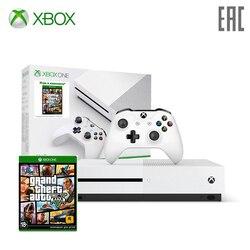 Игровая консоль Xbox One S 1Tb с игрой GTA 5