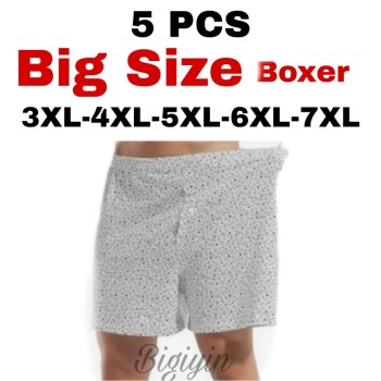 male Big Size Male Boxer Large Boxer Male Underpants Male Underwear Male Underwear S-7XL Boxer Big size Boxer