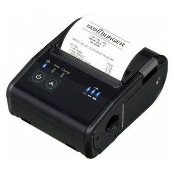 Ticket Printer Epson TM-P80B 203 dpi 100 mm/s Bluetooth Black