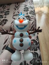 Fast delivery, the box itself from the snowman in trash, but the toy itself remained whole