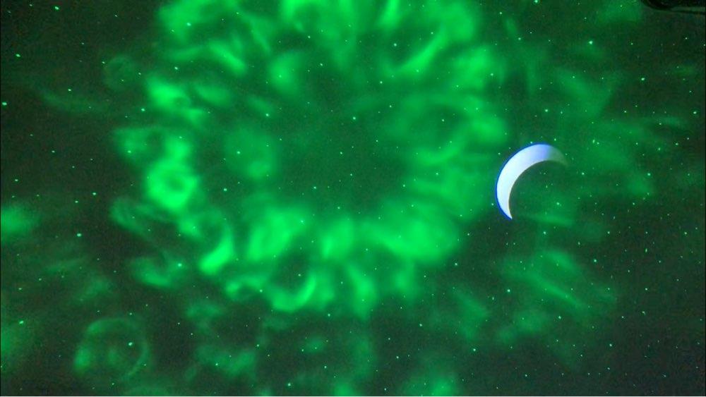 -- Estrelado Projetor Nebulosa
