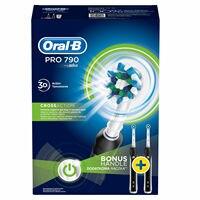 Ev Aletleri'ten Elektrikli Diş Fırçaları'de ORAL B Pro 790 Crossaction Diş Fırçası Duo Avantajı Paketi 2 Kolları SATıŞ