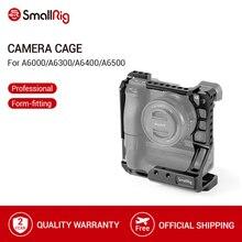 SmallRig DSLR Kamera Käfig für Sony A6000/A6300/A6500 mit Meike MK A6300/A6500 Kamera Mit Batterie Griff käfig Kit  2268