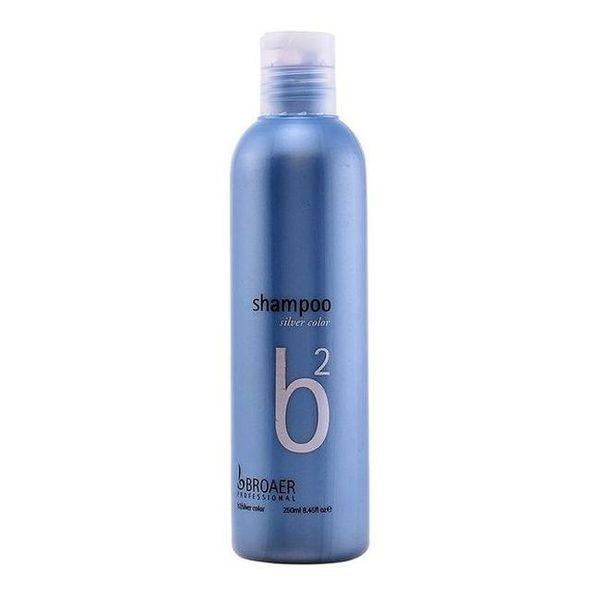 Shampoo B2 Silver Broaer