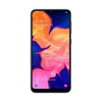Перейти на Алиэкспресс и купить Samsung galaxy a10 blue 4g мобильный dual sim 6,2''