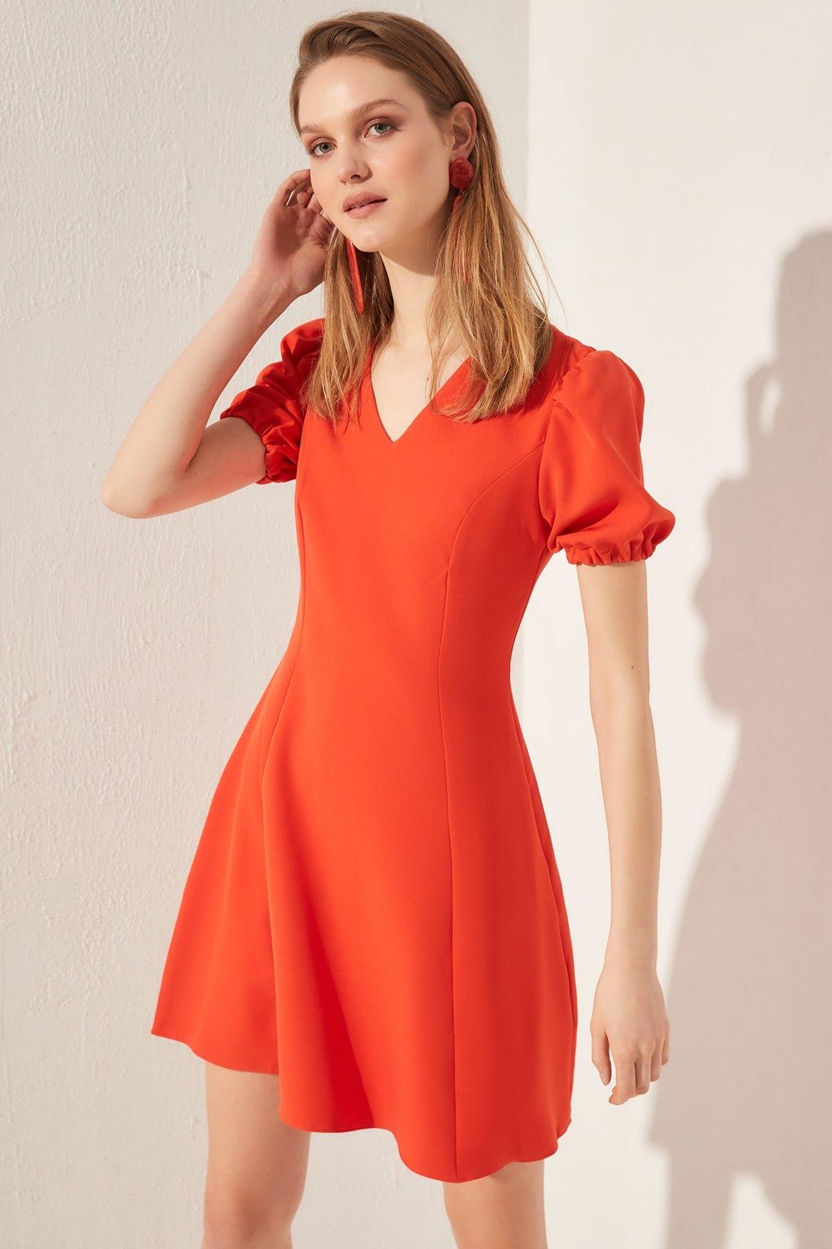 Trendyol Basic Dress TWOSS20EL0355