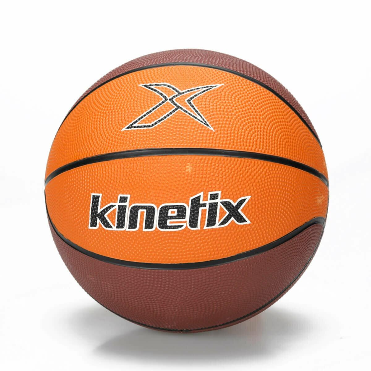 FLO BALL16 Multicolour Unisex Basketball Ball KINETIX