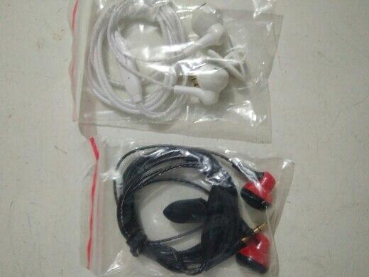 Auriculares estéreo de graves con micrófono cascos originales con micrófono para juegos por cable para teléfonos Samsung, Xiaomi