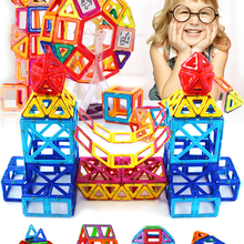 Building-Blocks-Accessories Magnet Constructor-Toys Educational Children for Big-Size