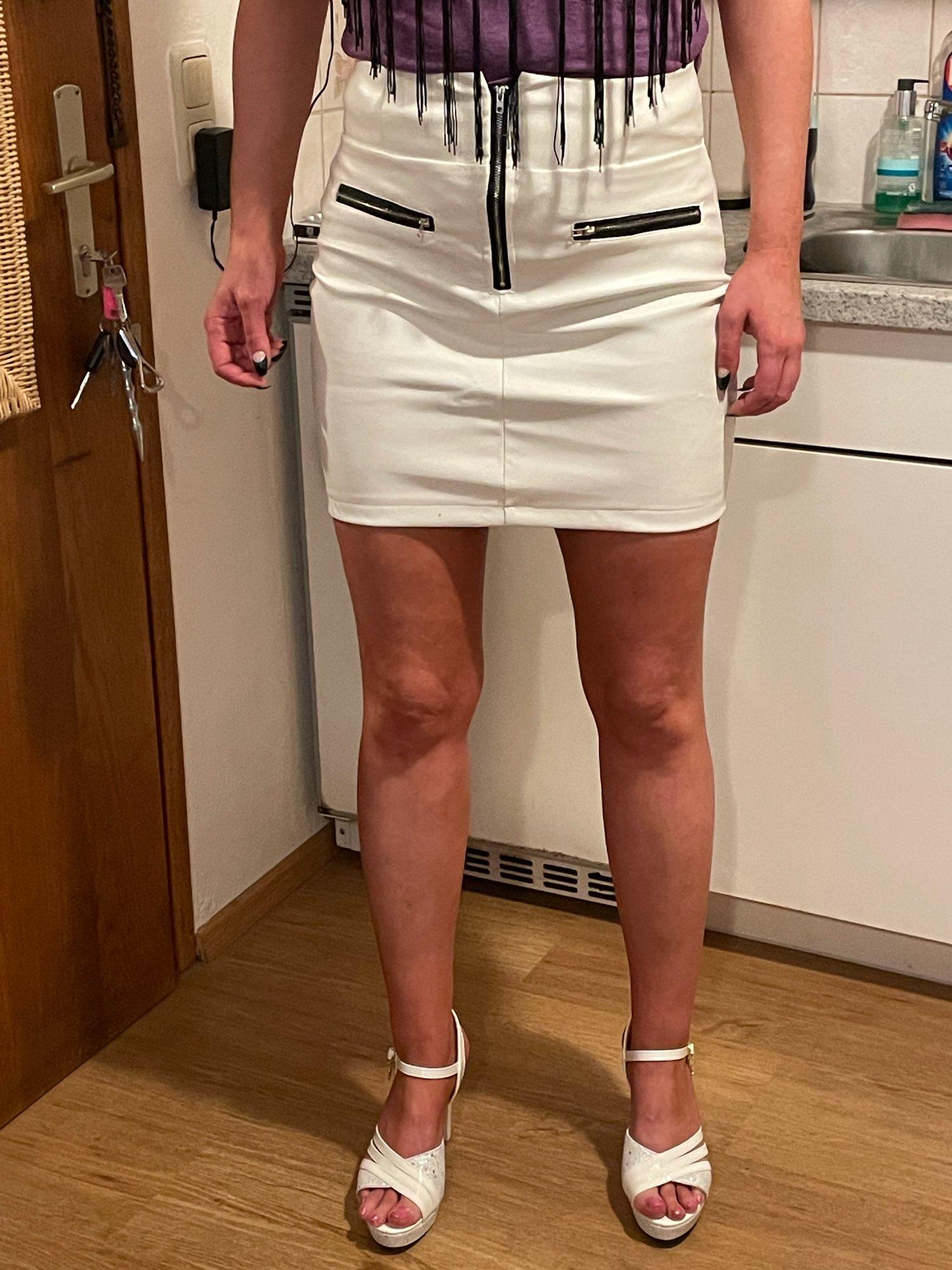 Womens PU Leather Zipper Skirt High Waist Pencil Evening Party Club Wear Bodycon Short Mini Skirt Summer 2021 Skirts    - AliExpress