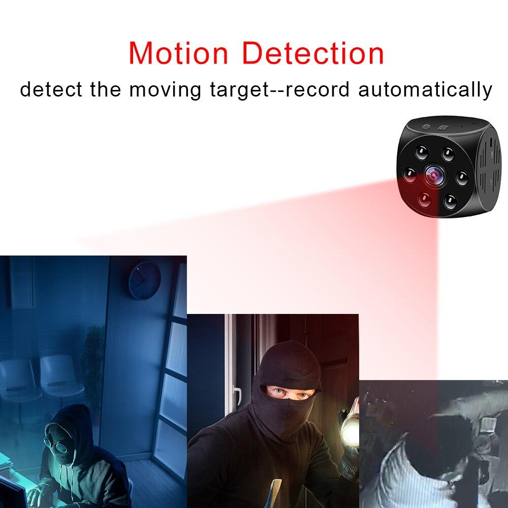 2020 új mágneses mini akció kamera vezeték nélküli kis - Kamera és fotó - Fénykép 4