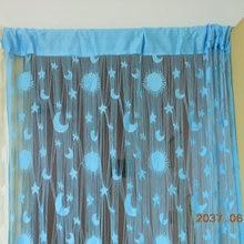 Zidetang moon star sun door curtain thread room divider in party