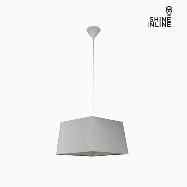 Ceiling Light Grey (40 X 30 X 25 Cm) By Shine Inline
