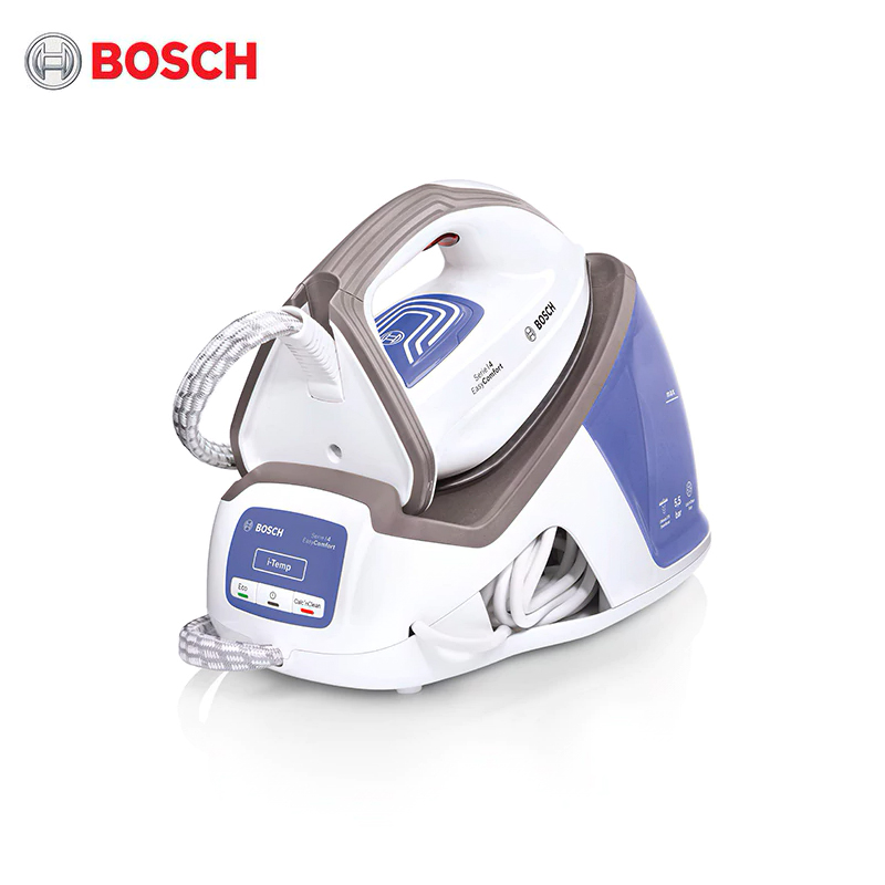 Steam Station Bosch TDS4040  Generator Garment Steamer Laundry Appliances Household Iron For Clothes Electric