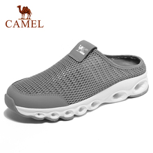 CAMEL Fashion  Casual Lightweight   Men shoes Breathable Mesh Sunmmer High Quality Non-Slip Footwear easily Convenient