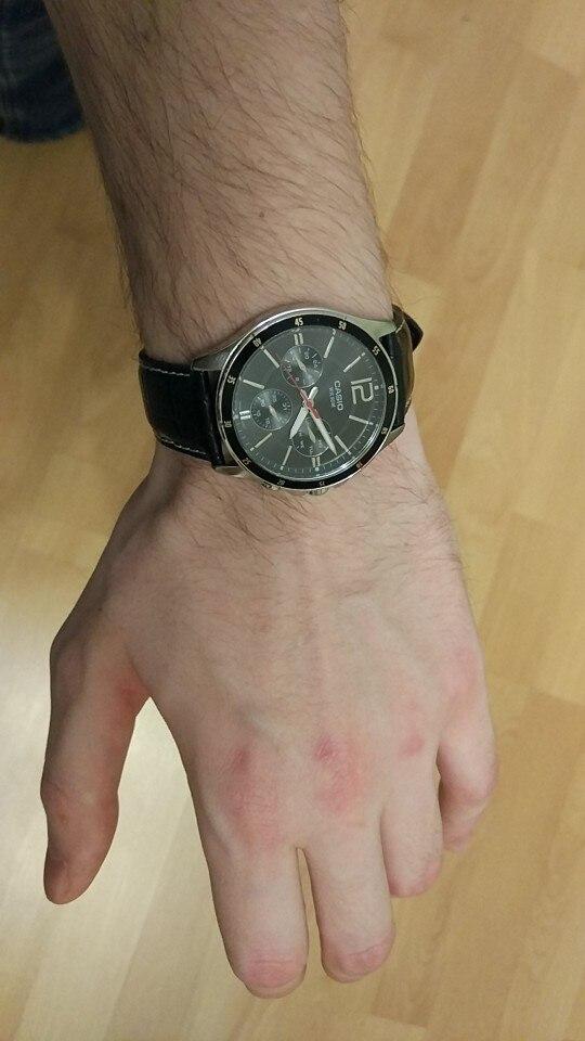 -- Hombre Montre Zegarek