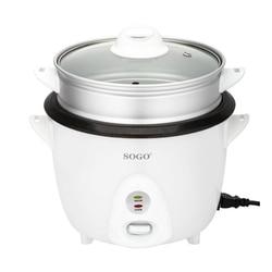 Rice Cooker Sogo SS10065 1,5 L 500W White