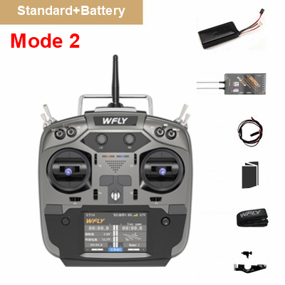 WFLY ET16 + RF209S + Battery