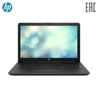 Laptop HP 15 db0122ur AMD Ryzen3 2200U/4 GB/500 GB/No ODD/15.6 FHD/ AMD Radeon 530 2 GB/WiFi/BT/CAM/Win10/Black (4KC07EA)