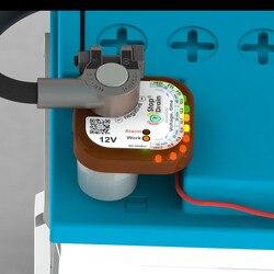 СтопРазряд - полупроводниковое устройство нового поколения для защиты аккумулятора от глубокого разряда с вибрационным датчиком отключен...