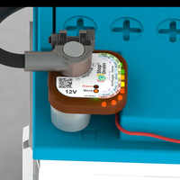 СтопРазряд - полупроводниковое устройство нового поколения для защиты аккумулятора от глубокого разряда с вибрационным датчиком