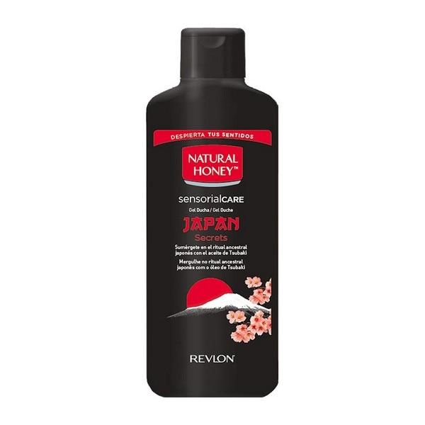 Shower Gel Japan Secrets Natural Honey (650 Ml)