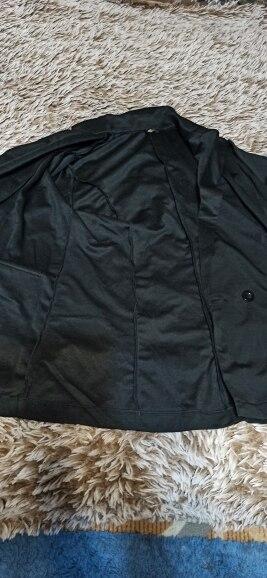 Fashion Jackets Women Coat Plus Size VONDA 2020 Spring Autumn Female Long Sleeve Lapel Black Blazer Elegant Work Blazer Feminina reviews №2 978144