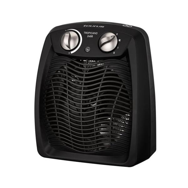 Vertical Heater Taurus 68758 2400W Black