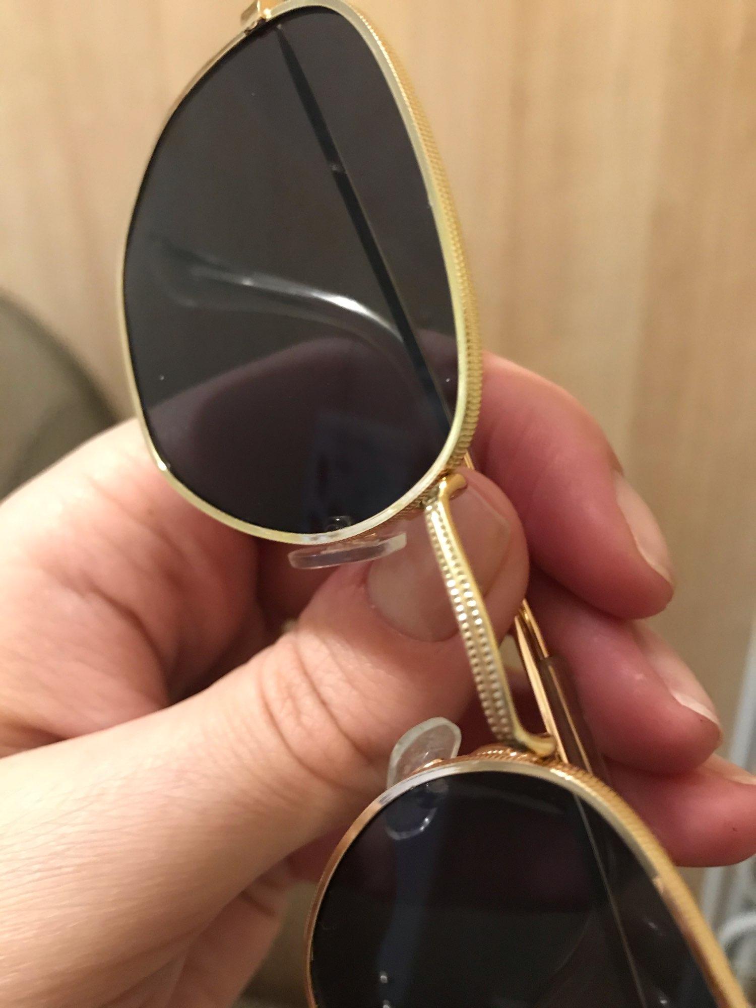 משקפי שמש מותג מוביל לנשים דגם 1873 photo review
