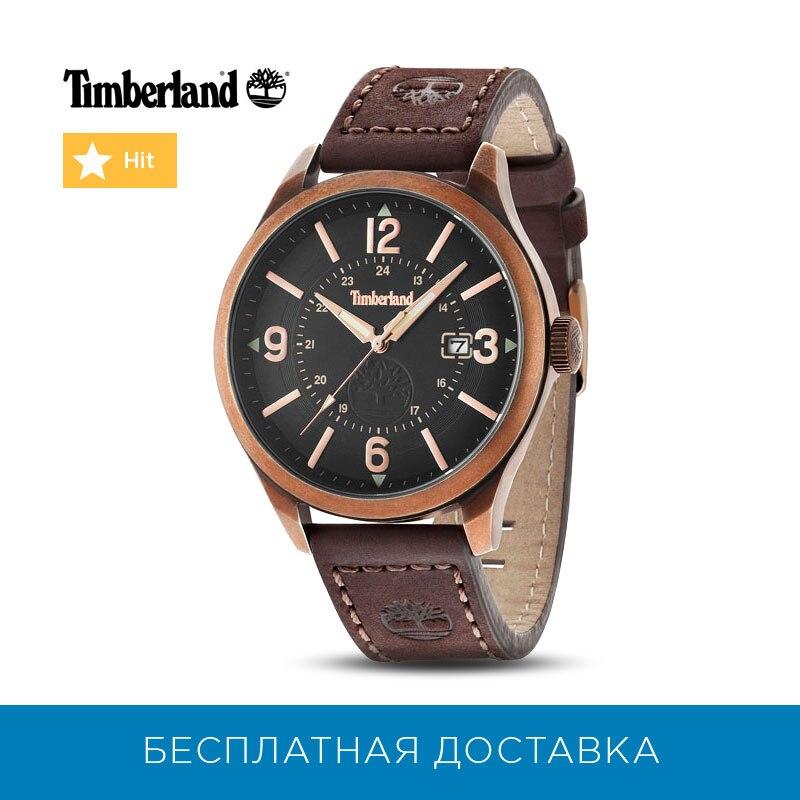 Montres à Quartz Timberland pour hommes TBL-14645JSQR-02 montres hommes montre-bracelet montre-bracelet