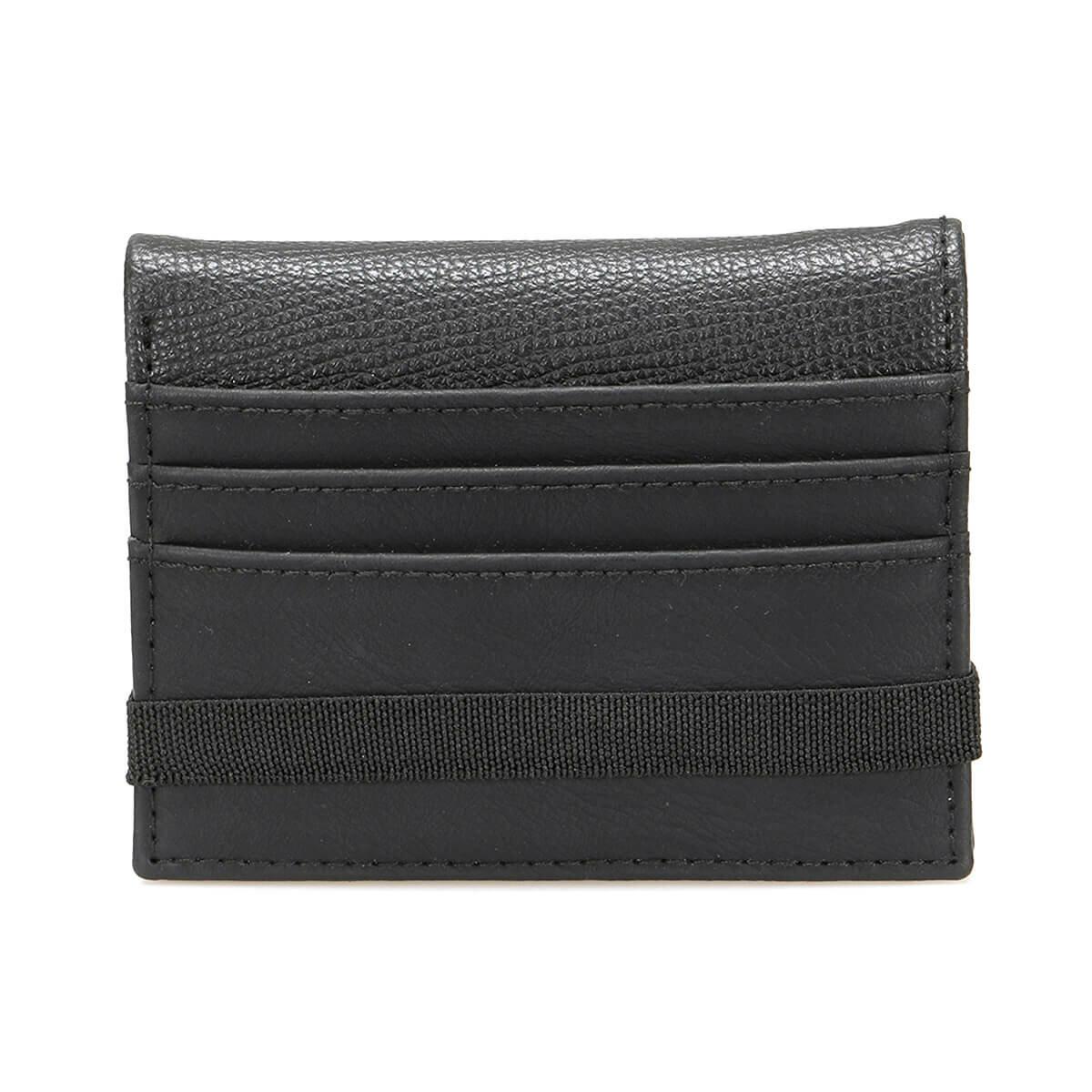 FLO MRMD2207 Black Men Card Wallet Garamond