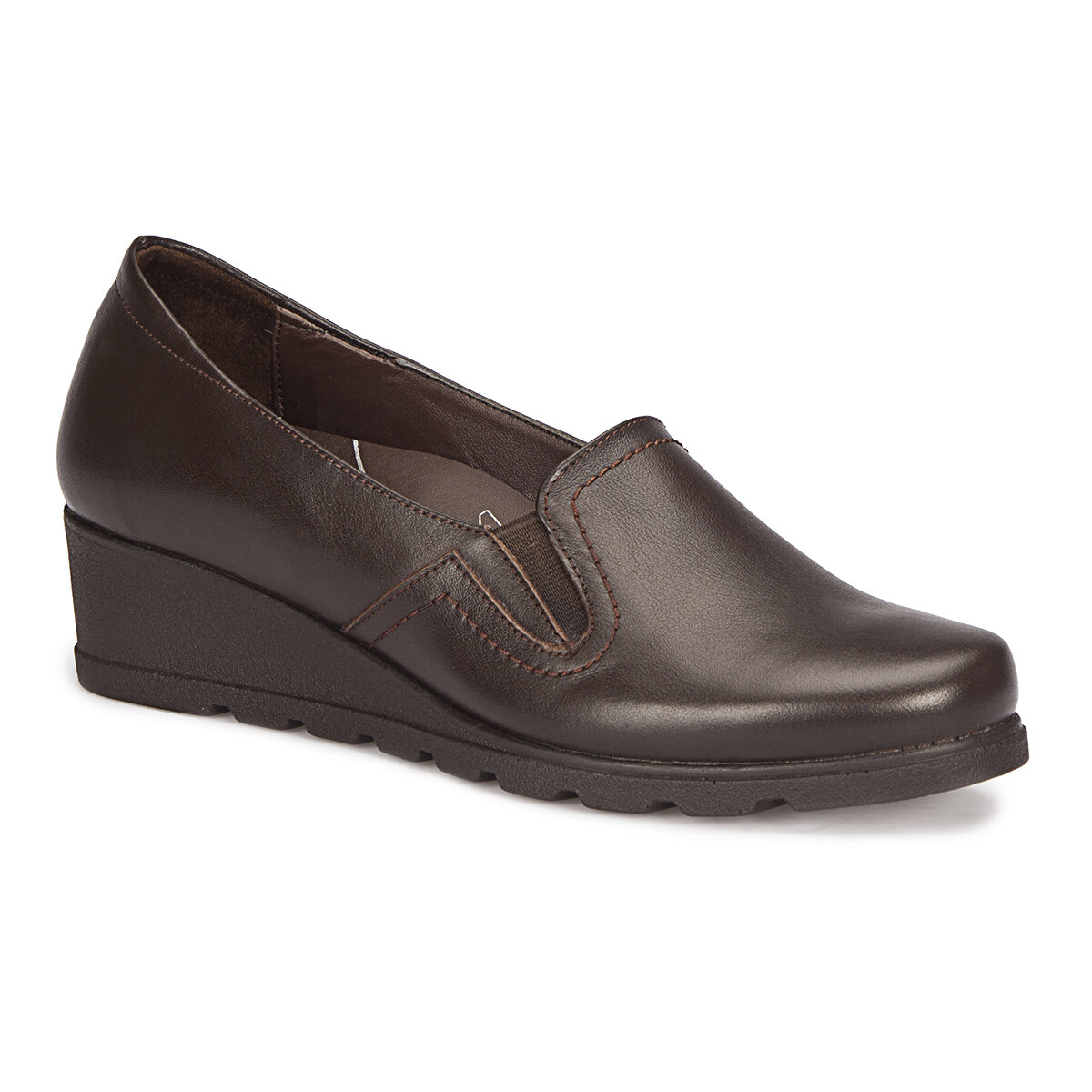 FLO 72.110072.Z Brown Women 'S Shoes Polaris 5 Point