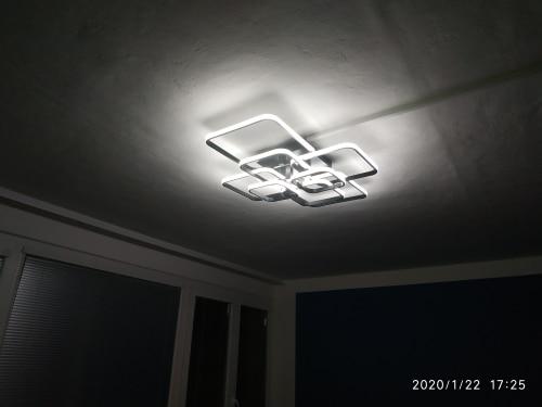 -- Luminária Alumínio Lamparas